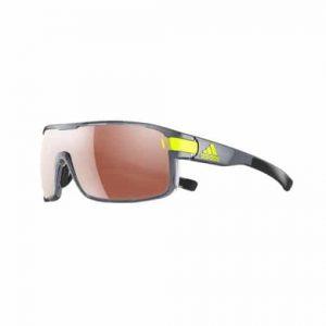משקפי שמש אדידס לגברים Adidas Zonyk - שחור/צהוב