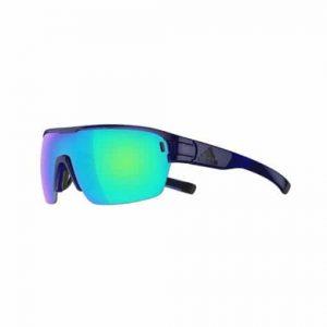 משקפי שמש אדידס לגברים Adidas Zonyk Aero - כחול כהה