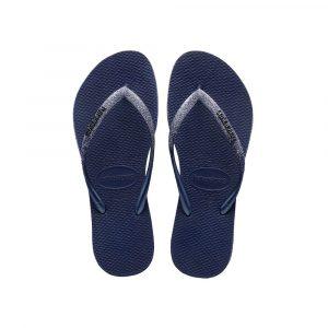 כפכפי הוויאנס לנשים HAVAIANAS Sparkle II - כחול