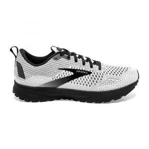 נעלי ריצה ברוקס לנשים Brooks 4 Revel - לבן/שחור