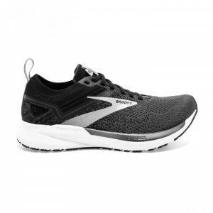 נעלי ריצה ברוקס לגברים Brooks 3 Ricochet - שחור/אפור