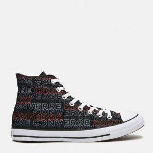 נעלי סניקרס קונברס לגברים Converse Chuck Taylor All Star - שחור