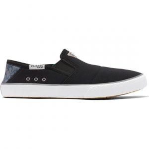 נעלי סניקרס קולומביה לגברים Columbia SLACK TIDE SLIP - שחור