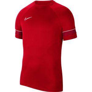 חולצת אימון נייק לגברים Nike Dry Academy 21 - אדום