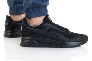 נעלי סניקרס פומה לגברים PUMA ANZARUN GRID - שחור