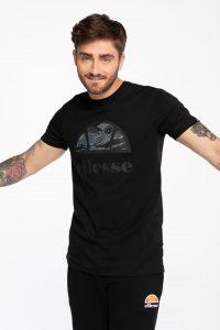 חולצת T אלסה לגברים Ellesse ALTA VIA - שחור