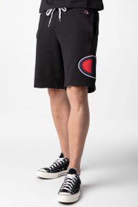 מכנס ספורט צ'מפיון לגברים Champion BERMUDA - שחור
