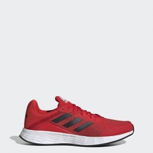 נעלי סניקרס אדידס לגברים Adidas Duramo SL - שחור/אדום