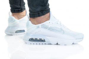 נעלי סניקרס נייק לנשים Nike Air Max 2090 - לבן מלא
