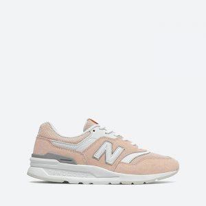 נעלי סניקרס ניו באלאנס לנשים New Balance CW997 - ורוד מבריק