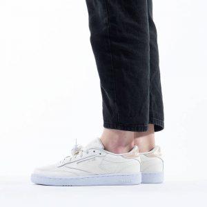 נעלי הליכה ריבוק לנשים Reebok Club C 85 - בז'