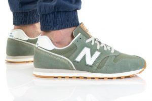 נעלי סניקרס ניו באלאנס לגברים New Balance ML373 - ירוק