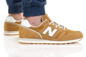 נעלי סניקרס ניו באלאנס לגברים New Balance ML373 - חום