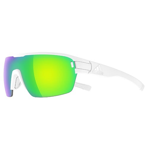 משקפי שמש אדידס לגברים Adidas Eyewear Zonyk Aero - לבן