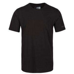 חולצת T רגטה לגברים Regatta TAIT - שחור