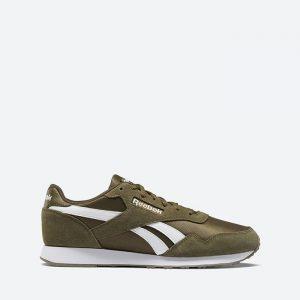 נעלי סניקרס ריבוק לגברים Reebok ROYAL ULTRA - ירוק זית