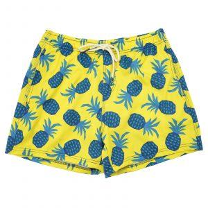 בגד ים טו לפט פיט לגברים TWO LEFT FEET SWIM TRUNK - צהוב