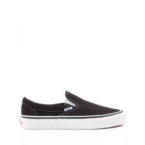 נעלי סניקרס ואנס לגברים Vans UA Classic Slip-On 9 - שחור/לבן