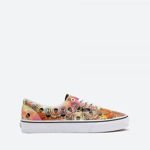נעלי סניקרס ואנס לגברים Vans Ua Era - כתום