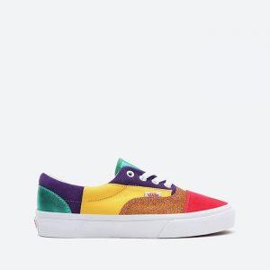 נעלי סניקרס ואנס לנשים Vans UA Era - צבעוני בהיר