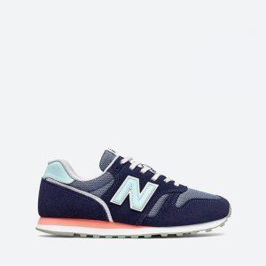 נעלי סניקרס ניו באלאנס לנשים New Balance WL373 - צבעוני כהה