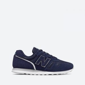 נעלי סניקרס ניו באלאנס לנשים New Balance WL373 - כחול/לבן