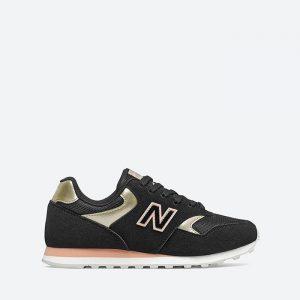 נעלי סניקרס ניו באלאנס לנשים New Balance WL393 - צבעוני כהה