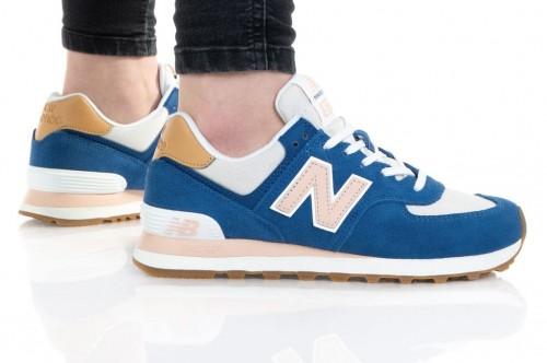 נעלי סניקרס ניו באלאנס לנשים New Balance WL574 - כחול