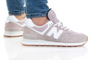 נעלי סניקרס ניו באלאנס לנשים New Balance WL574 - סגול בהיר