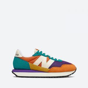 נעלי סניקרס ניו באלאנס לנשים New Balance WS237 - צבעוני