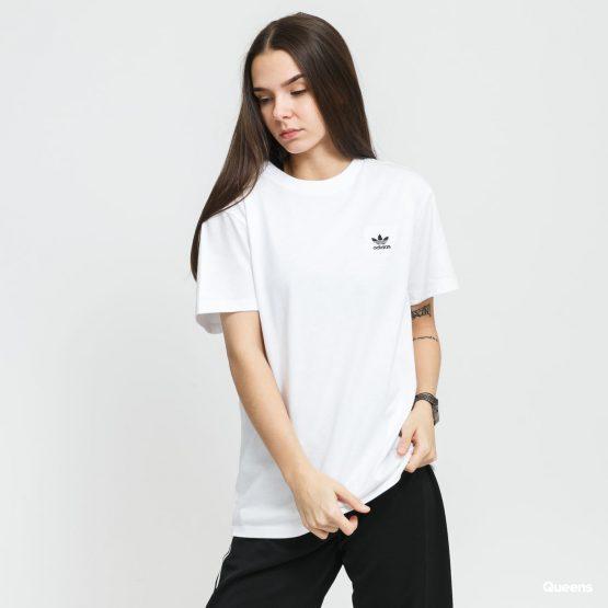 חולצת T אדידס לנשים Adidas Loose Tee - לבן