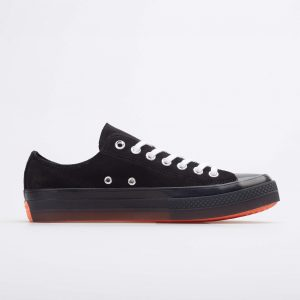 נעלי סניקרס קונברס לגברים Converse Chuck Taylor All Star CX Low - שחור