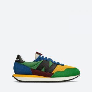 נעלי סניקרס ניו באלאנס לגברים New Balance MS237 - צבעוני