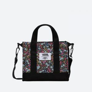 תיק ואנס לנשים Vans x Liberty Fabrics Bag - צבעוני/שחור