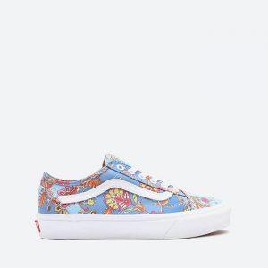 נעלי סניקרס ואנס לנשים Vans x Liberty Fabrics UA Old Skool - צבעוני