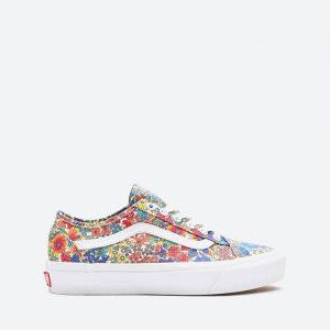 נעלי סניקרס ואנס לנשים Vans x Liberty Fabrics UA Old Skool - צבעוני בהיר