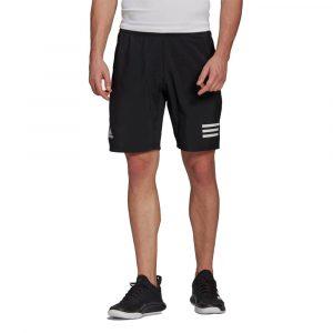 מכנס ספורט אדידס לגברים Adidas Club Tennis 3-Stripes - שחור
