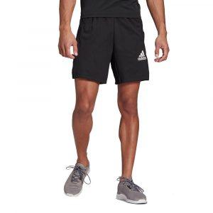 מכנס ספורט אדידס לגברים Adidas Designed To Move Motion - שחור