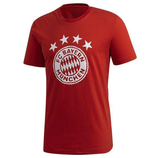 בגד אדידס לגברים Adidas FC Bayern - אדום