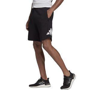 מכנס ספורט אדידס לגברים Adidas FI Short - שחור