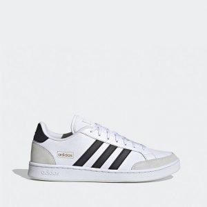 נעלי סניקרס אדידס לגברים Adidas Grand Court Se - לבן/שחור