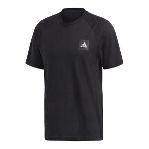 חולצת אימון אדידס לגברים Adidas MHE Tee Stadium - שחור