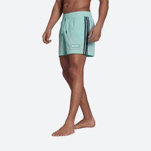 בגד ים אדידס לגברים Adidas Originals Swimshort - ירוק