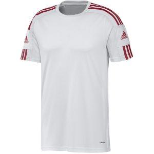 חולצת אימון אדידס לגברים Adidas SQUADRA 21 JSY - לבן