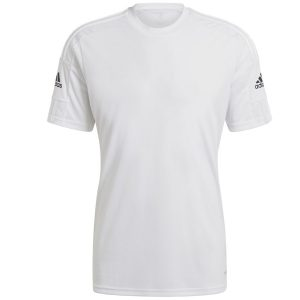 חולצת אימון אדידס לגברים Adidas SQUADRA 21 JSY - לבן/שחור