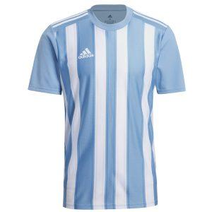 חולצת אימון אדידס לגברים Adidas STRIPED 21 - כחול/לבן
