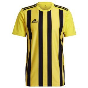 חולצת אימון אדידס לגברים Adidas STRIPED 21 - צהוב/שחור
