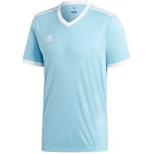 חולצת אימון אדידס לגברים Adidas Tabela 18 - תכלת