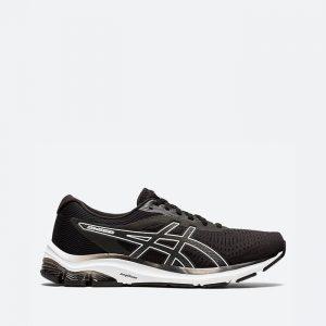 נעלי ריצה אסיקס לגברים Asics Gel-Pulse 12 - שחור/לבן
