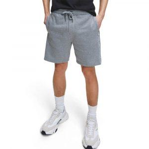 מכנס ספורט קלווין קליין לגברים Calvin Klein Side Logo Jogger - אפור